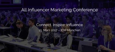 Nach der #AFBMC ist vor der All Influencer Marketing Conference