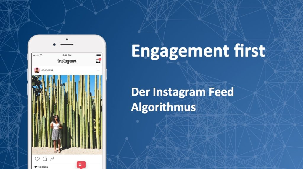 So funktioniert der Instagram Newsfeed Algorithmus