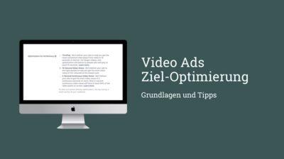 Alle Optionen für die Buchung von Videokampagnen: Jetzt neu Thru-Play