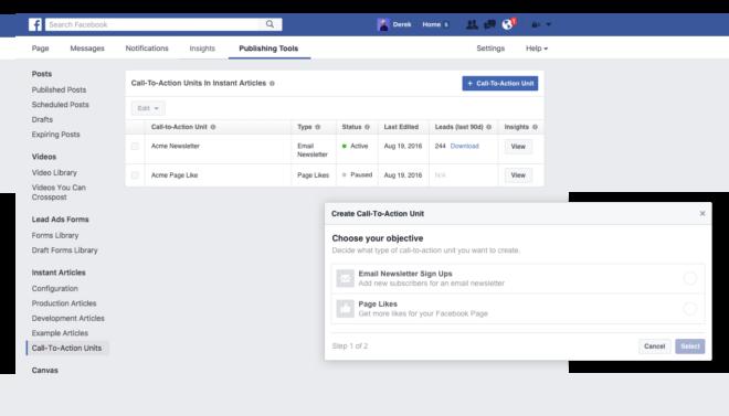 e612d16847dc5c Wie bereits angemerkt müsst ihr auch hier den normalen Double-Opt-In für  eure Nutzer realisieren. Das fordert zwar Facebook nicht von euch