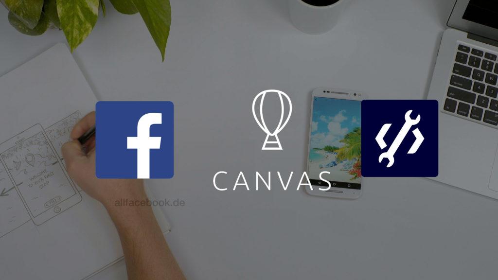 Neues Feature: Facebook Canvas halbautomatisch erstellen