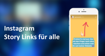 Links in Instagram: So geht es auch ohne verifizierten Account