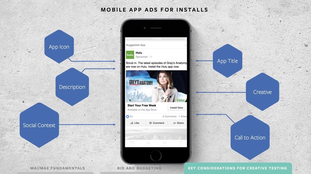 Download: Offizielle Anleitung für Mobile App Install Ads (PDF, 42 Seiten)