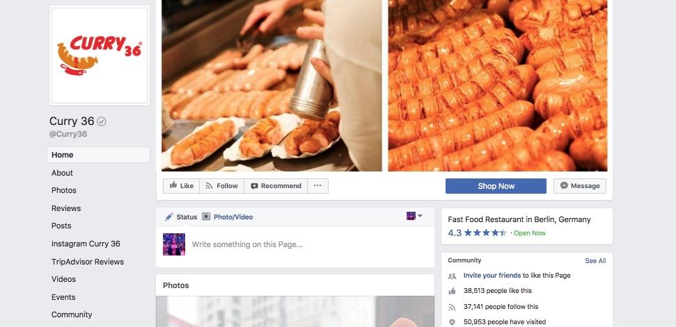 Social Media mit wenig Budget und polarisierendem Produkt @ AFBMC