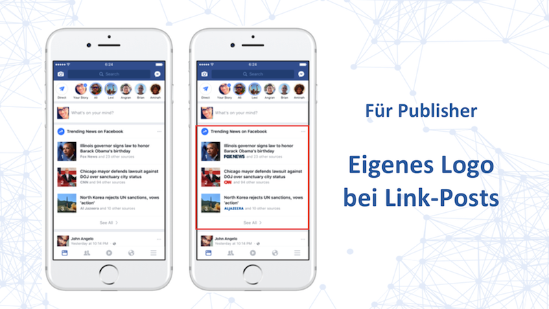 Tutorial: Die Facebook Linkvorschau mit eigenem Logo versehen