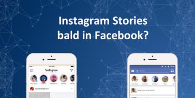 Test: Instagram Stories in Facebook