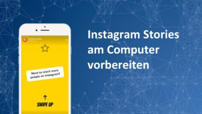 Photoshop your own Instagram Story