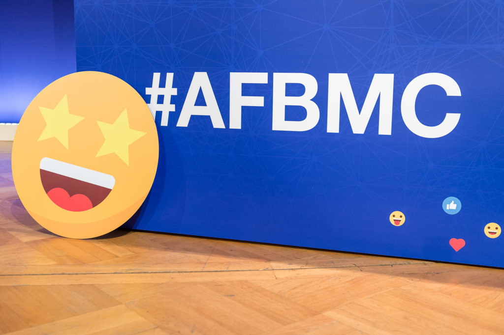 Visual Storytelling in a Mobile World. Instagram @ AFBMC