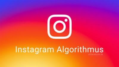 Instagram Feed & Algorithmus Update: Neue Beiträge im Fokus