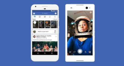 Mehr Tests und mehr Sichtbarkeit für die Storys auf Facebook