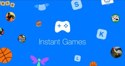 Instant Games Plattform für alle geöffnet