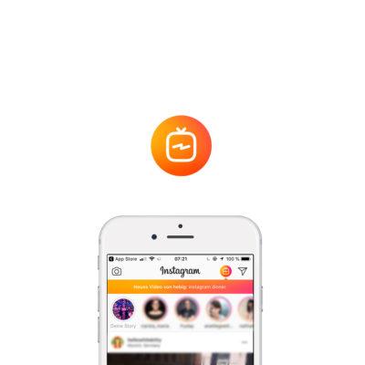 """IGTV – Die neuen """"TV"""" Channels auf Instagram im Detail inklusive Formatvorgaben und FAQ"""
