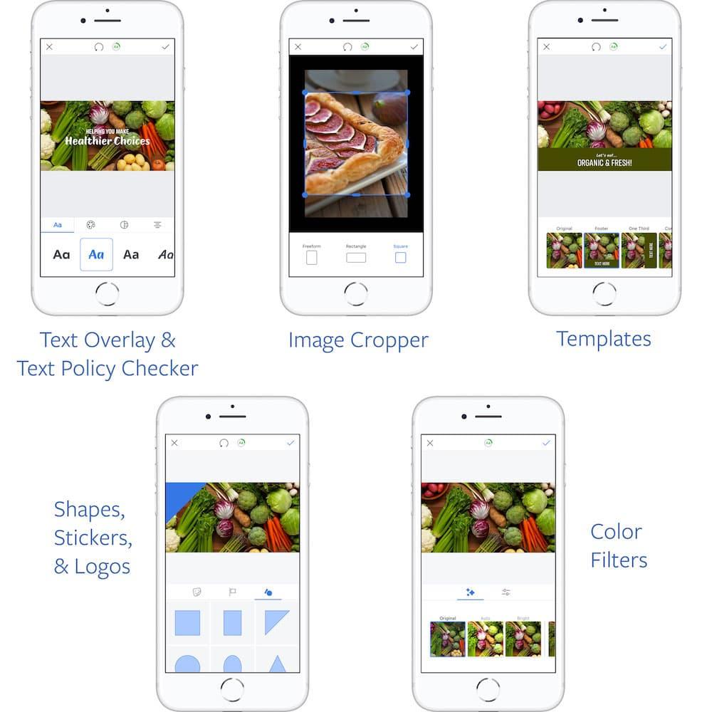 5 neue Tools im aktuellen Update der Ad Manager App