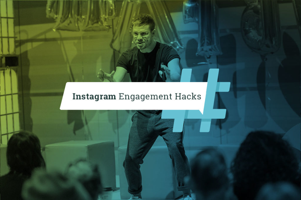 Instagram Engagement Hacks #AFBMC