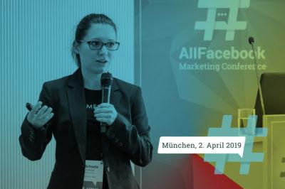 Facebook und Google Analytics in Love – Erste Speakerbestätigung für #AFBMC München