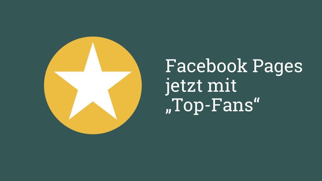 Nutzer-Badges jetzt auch für Facebook Pages und Fans (Update)