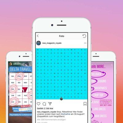 5 Tipps für mehr Instagram Engagement in Stories und Posts