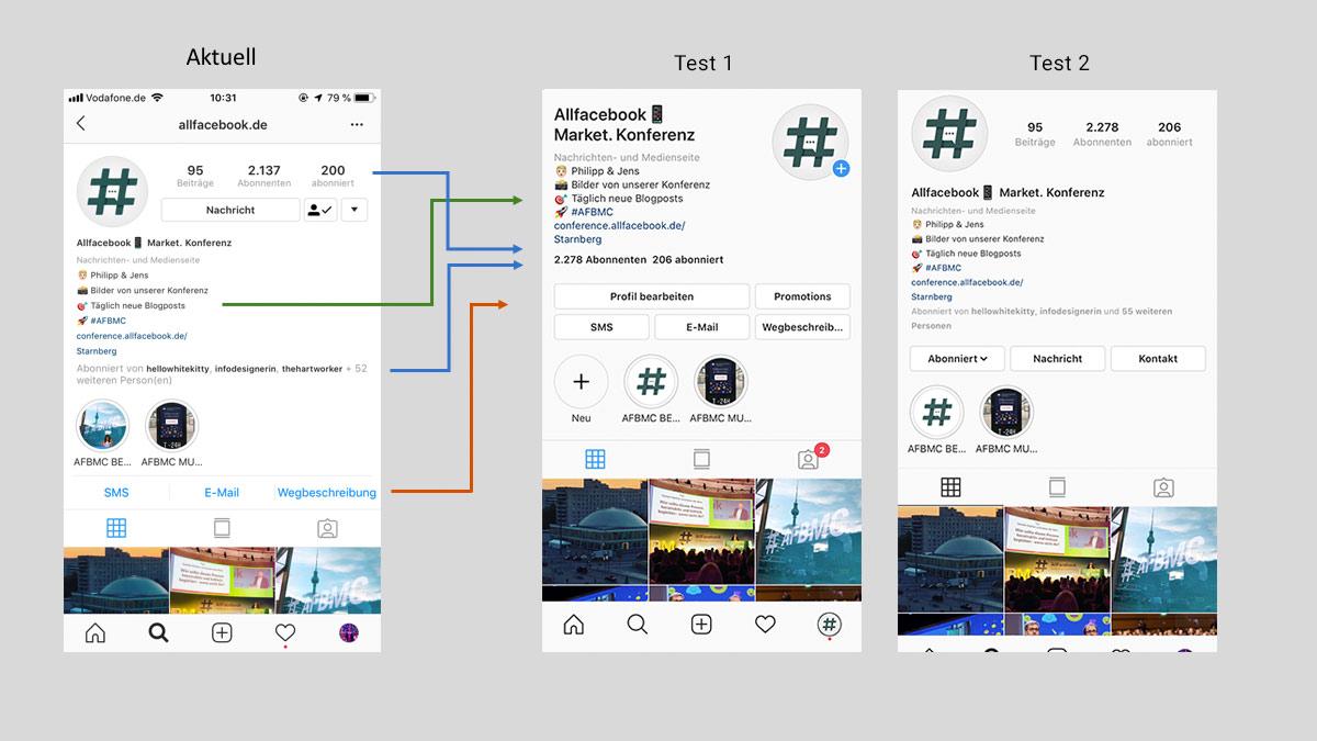 Neues profil design instagram How to