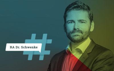 Social Media Recht mit Thomas Schwenke bei der #AFBMC München 2019