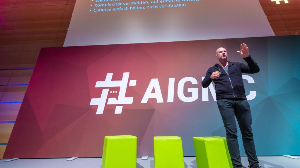 Instagram Stories: die besten Tools und Tipps für Unternehmen auf der #AIGMC