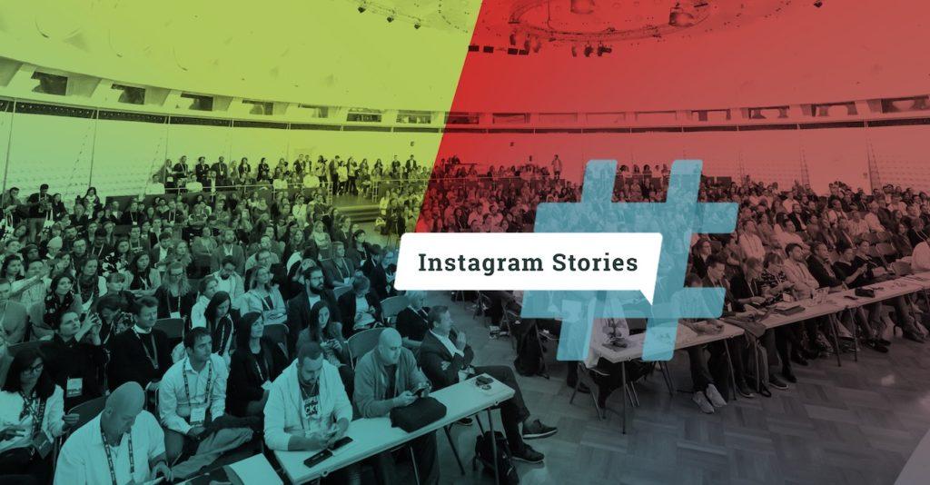 Instagram Stories: Rundumblick für Unternehmen auf der #AIGMC