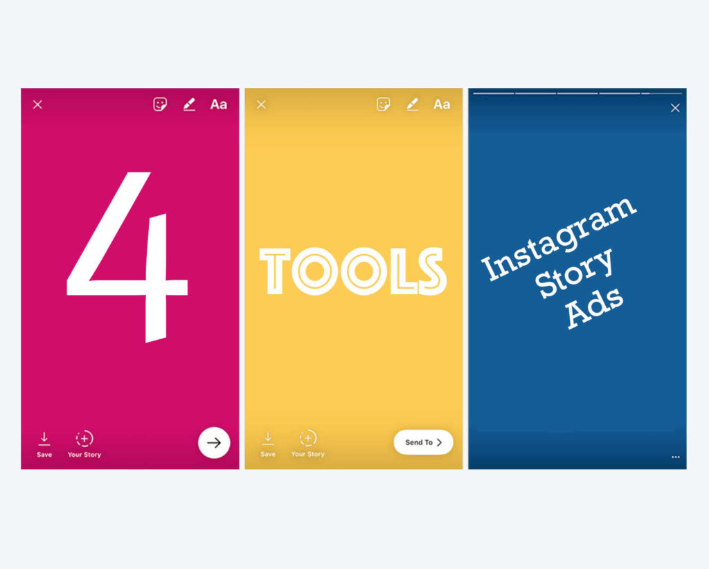Instagram Story Ads: 4 Tools um eure Creatives interaktiv und ansprechend zu gestalten
