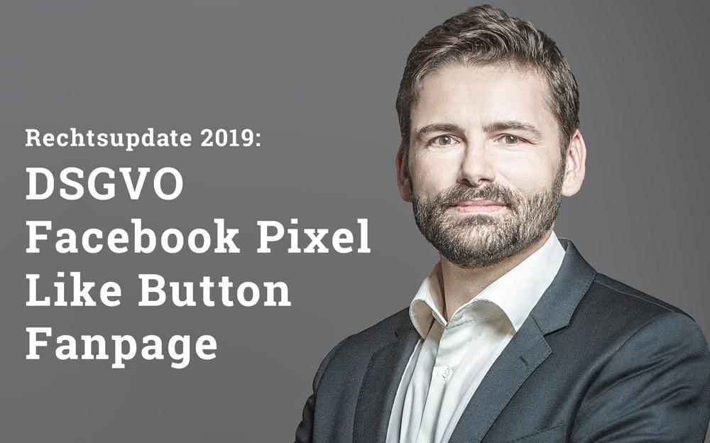 Fanpages, Facebook-Pixel und Like-Button – Der Trend geht leider zur Mithaftung