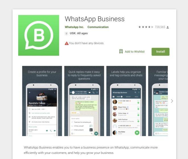 Schritt für Schritt: WhatsApp Account für Unternehmen einrichten - allfacebook.de
