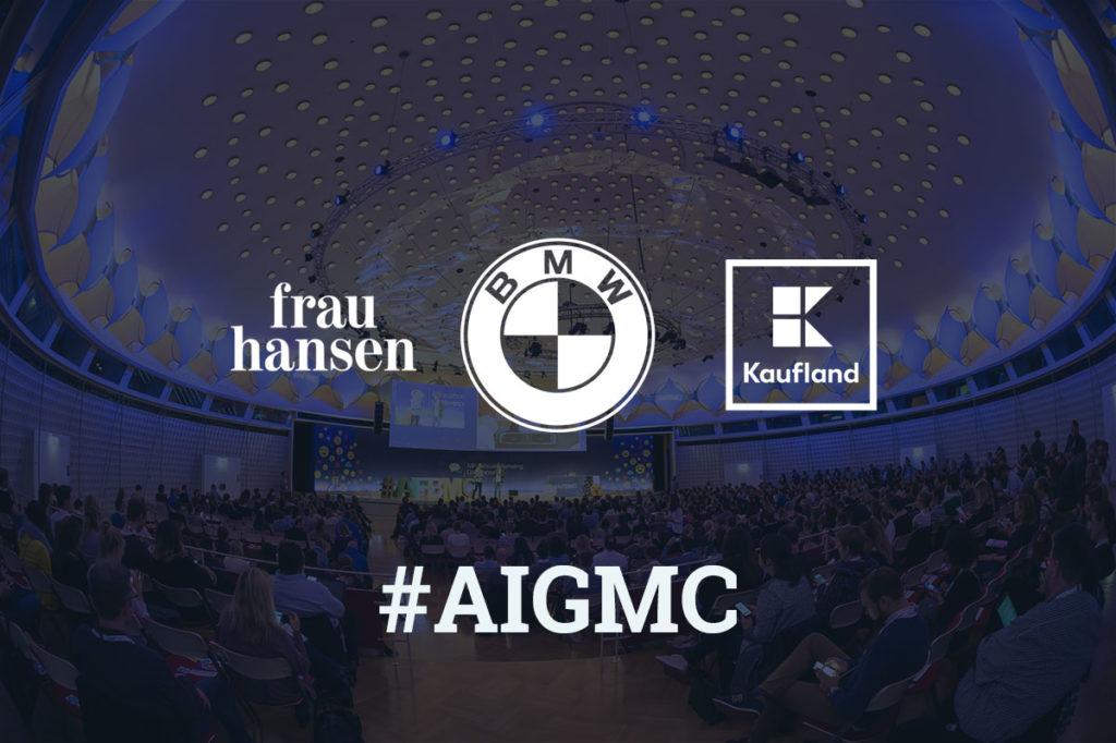Kaufland, Frau Hansen, BMW – 3x Instagram Best Practice auf der #AIGMC