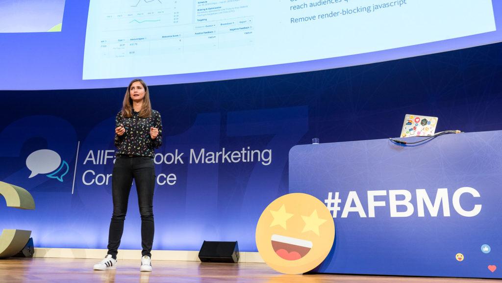 So werden Online Ads zum Erfolg – Facebook bei der #AFBMC Berlin