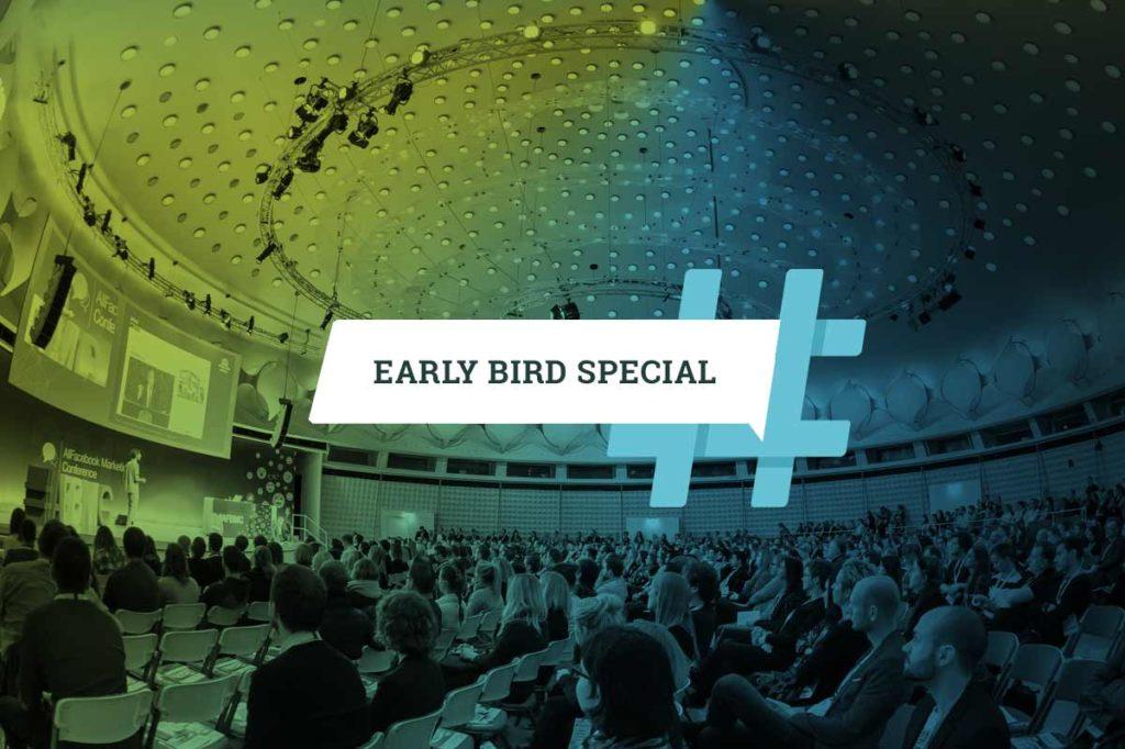 Der wirklich letzte Reminder: AFBMC & AIGMC Early Bird Rate bis inkl. Freitag