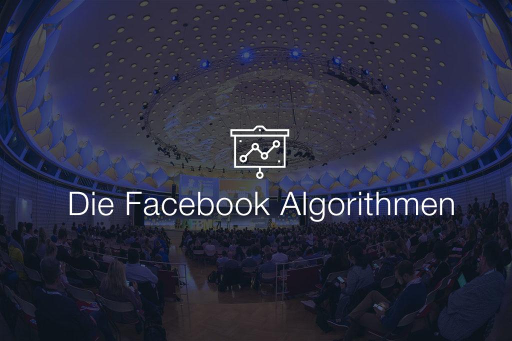 Die Facebook Algorithmen – Nackt und in Farbe @ AFBMC
