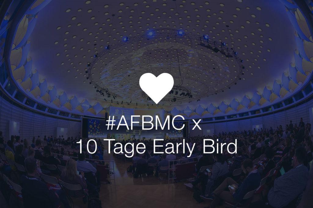 Noch 10 Tage Early Bird: 10 Talks, die dein Unternehmen weiter bringen