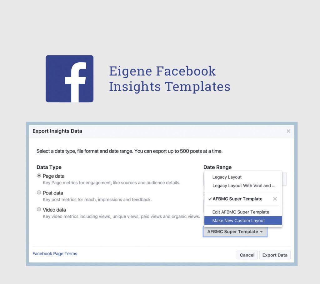 Tutorial: Facebook Insights mit eigenen Excel Vorlagen –  Reporting Like a Pro!