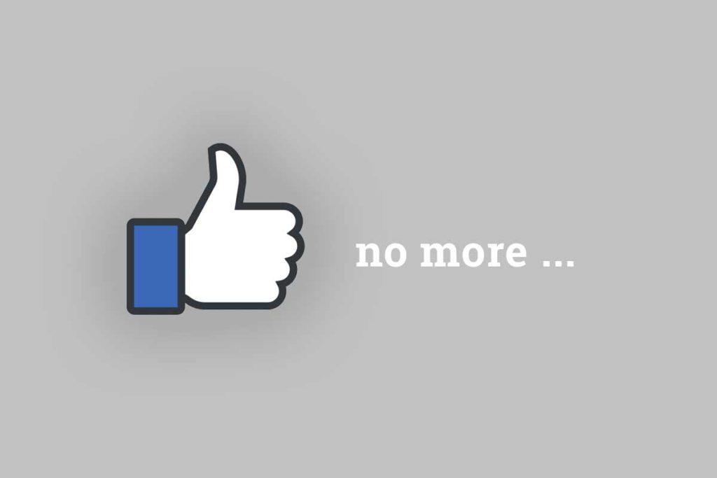 Test: Ein Facebook-Feed ohne Like-Zähler