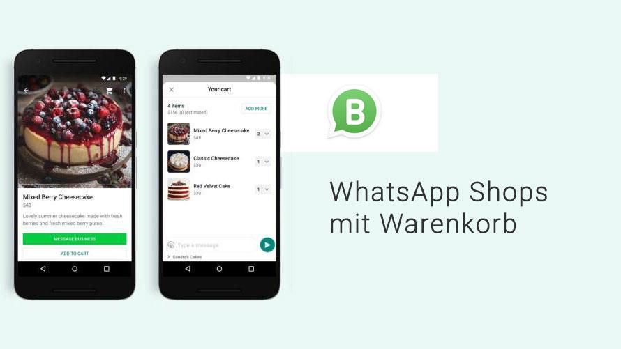 Neu-WhatsApp-Shops-mit-Warenkorb-f-r-Produkte